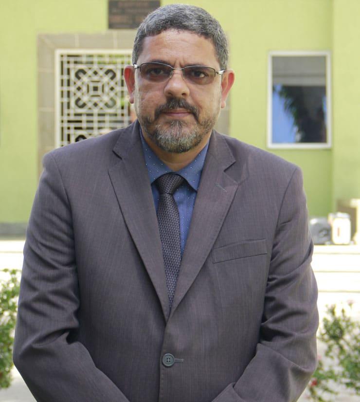 Rev. Dr. Stefano Alves dos Santos