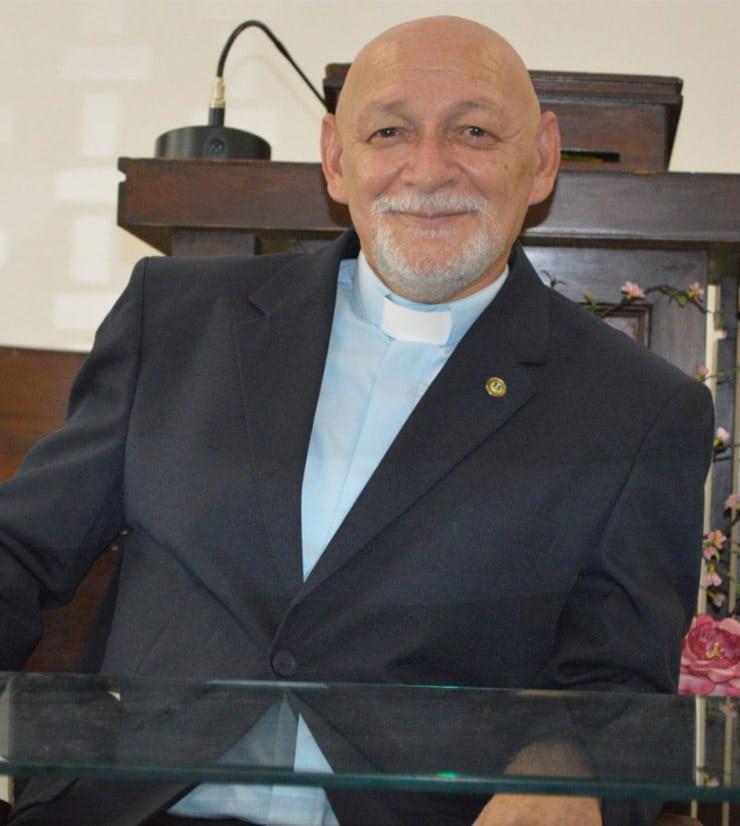 Rev. Daniel Carneiro da Silva