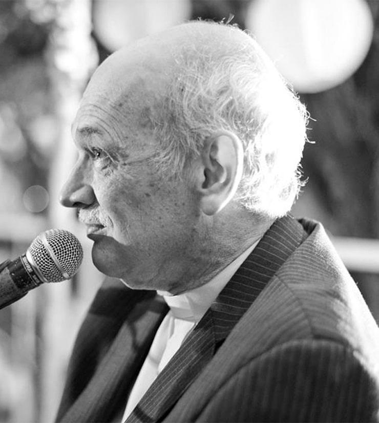 Rev. Dr. Sérgio Paulo Ribeiro Lyra