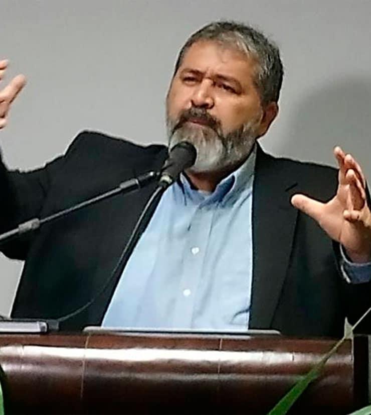 Rev. Ms. Paulo Henrique Brasil de Sousa
